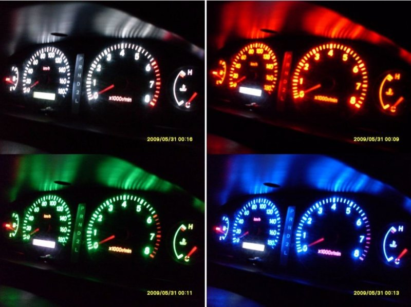 RGB светодиод стоит около 200